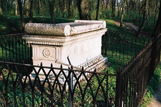 Pulawy : le Sarcophage