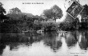 le Moulin Joly